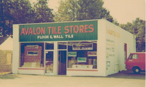 Original store opened by John Millar in Avalon, N.J.