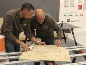 Cersaie Tiling Town 2018