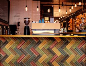 coffee shop interior