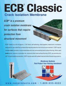 ECB membrane