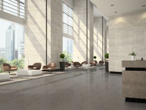 SUPERCAP polished floor