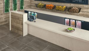 Crossville porcelain countertop offered by BWG