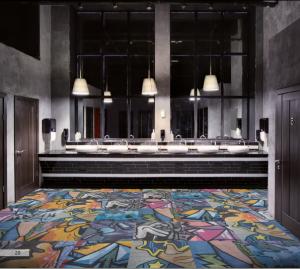 Voguebay TAG graffiti inspired tile