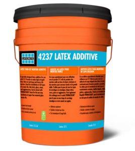 4237 latex additive pail
