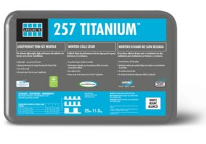 257 titanium pckage
