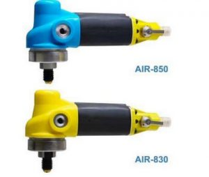 two air-polishers from ALPHA