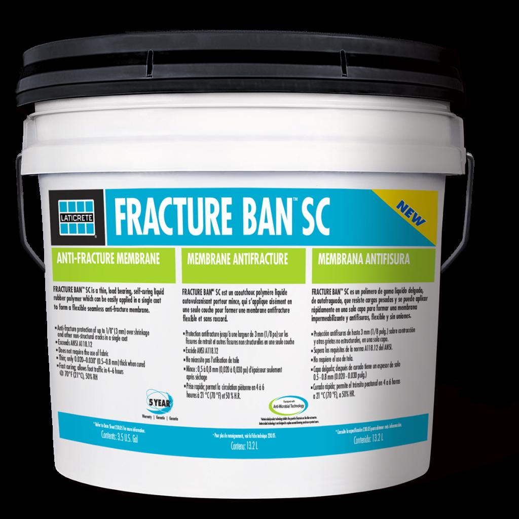 Fracture Ban SC bucket