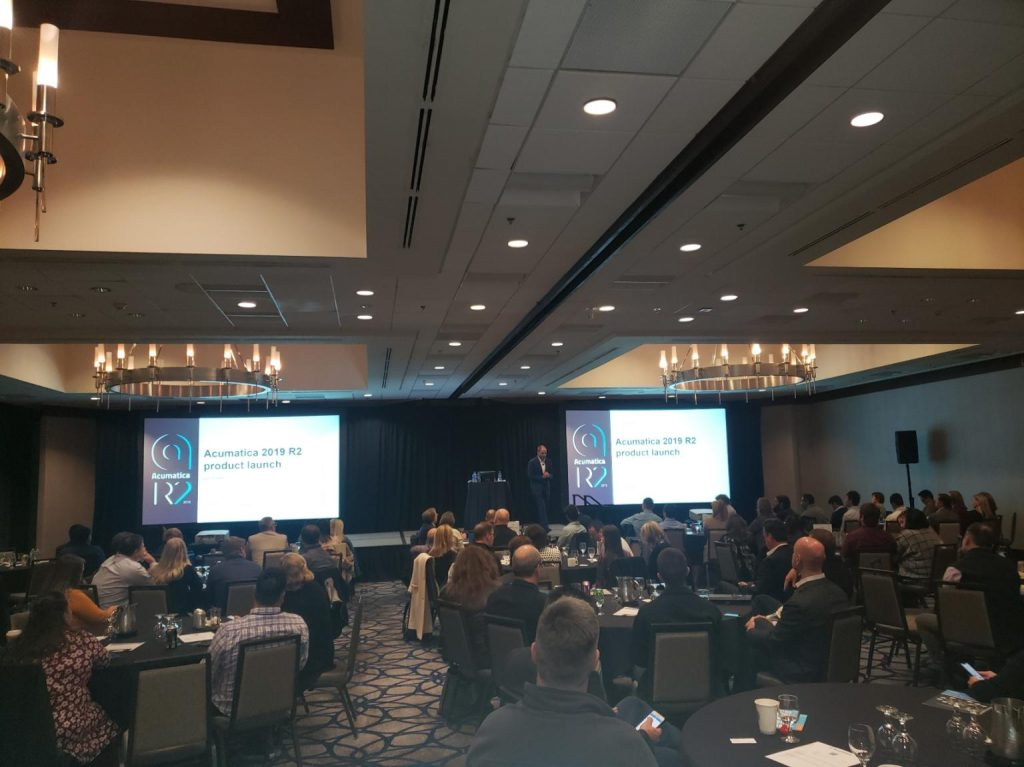 Acumatica 2019 R2 Roadshow – Bellevue, Washington