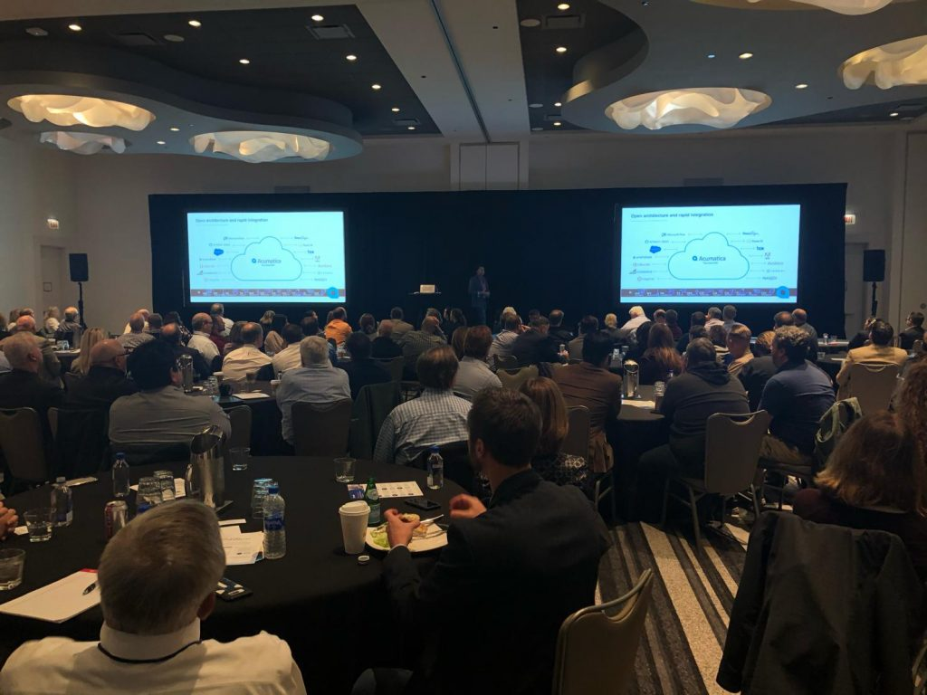 Acumatica 2019 R2 Roadshow – Chicago, Illinois