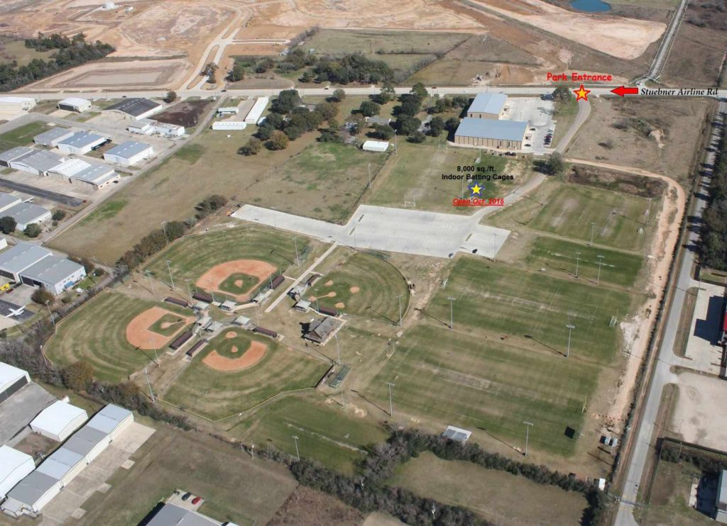 Birdseye View of The Farm League