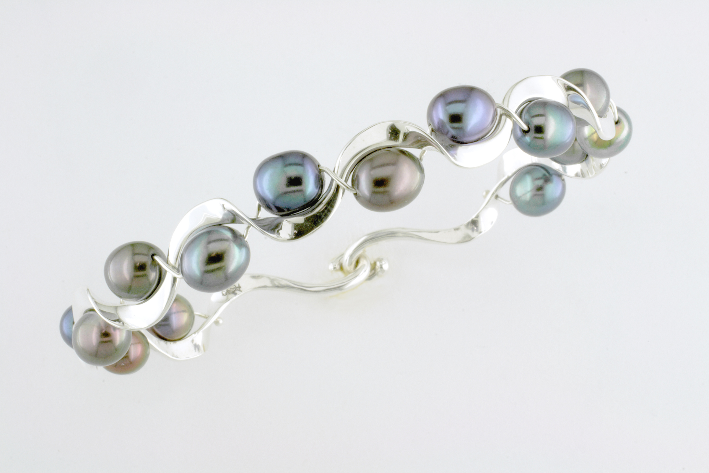 Featured Photo: Pearl Ruffle Bracelet