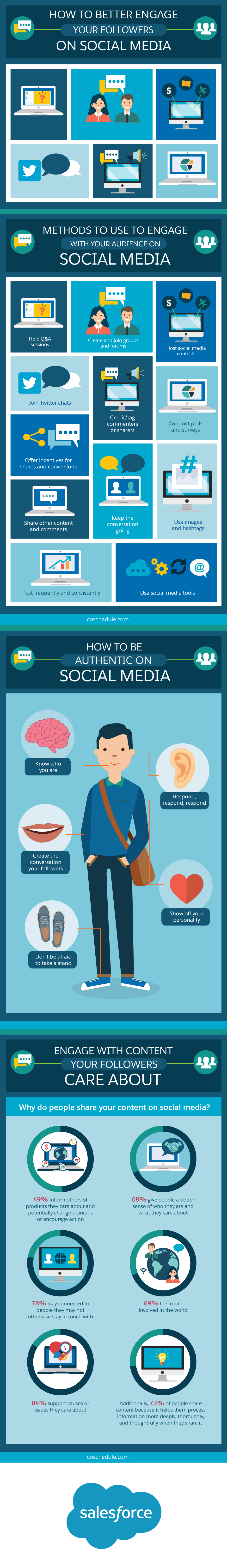 How to Better Engage Your Followers on Social Media