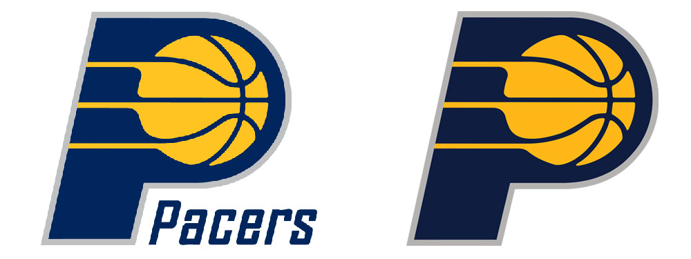 Pacers new logo