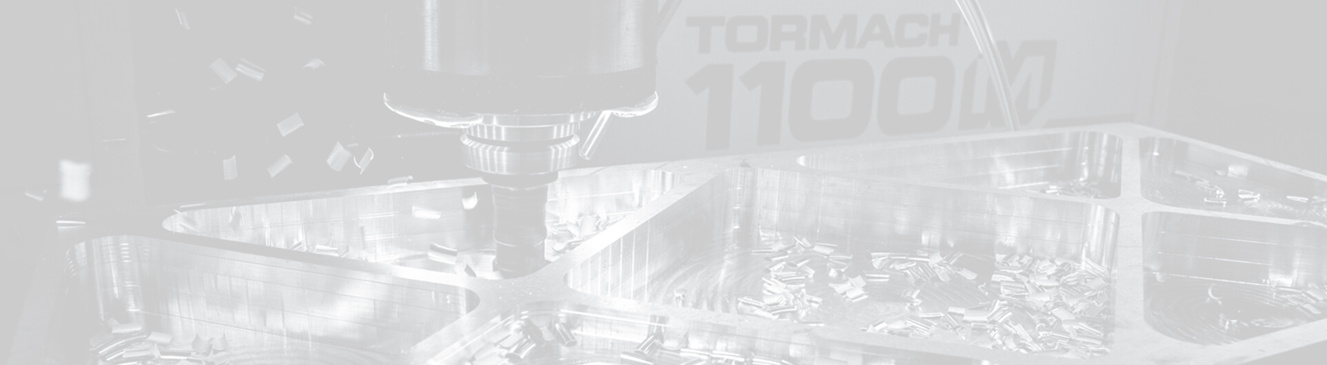 Tormach 1100M background