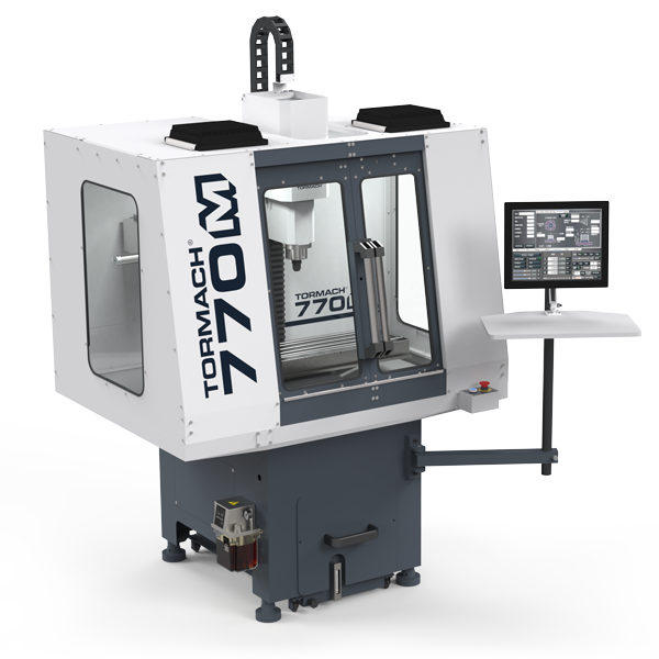 Big or small – own your shop floor like a boss. Build your CNC milling machine into any space.