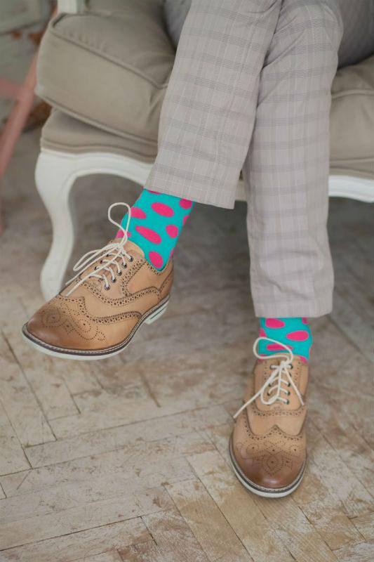 Pokkadot Socks