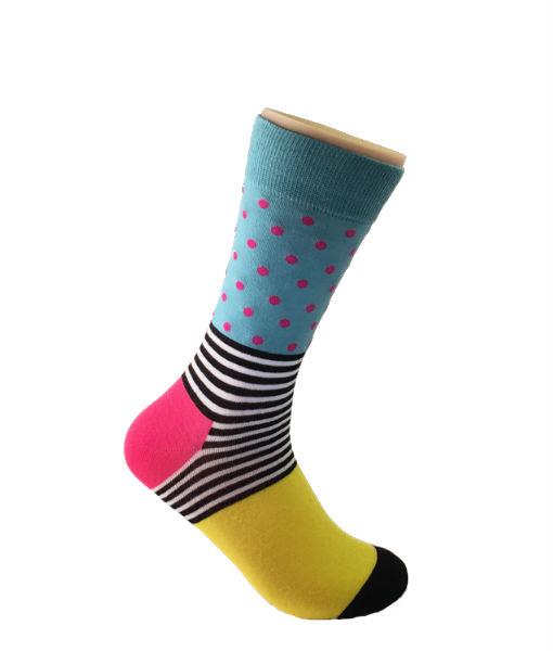Pockadotted-Zebra-Socks