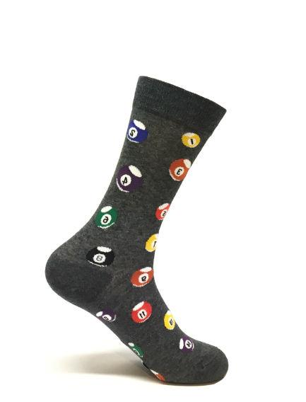 Billiard Balls Socks