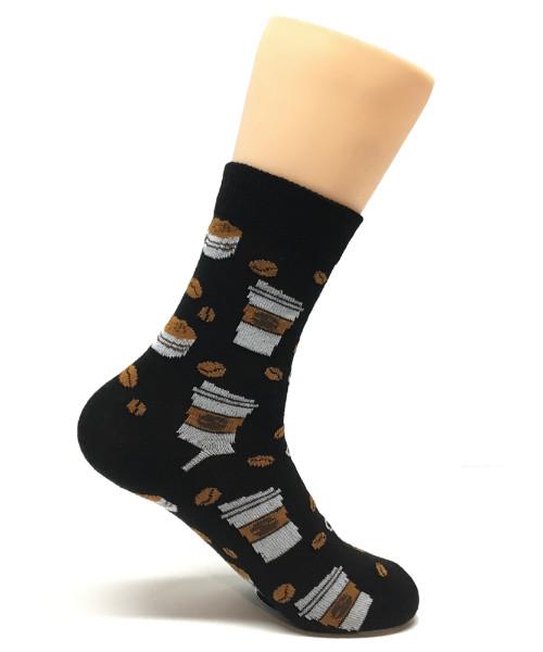 Coffee cup socks