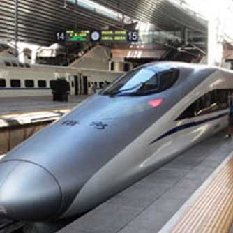 New High-Speed Trains From Hong Kong to Chongqing to Start on 10th July