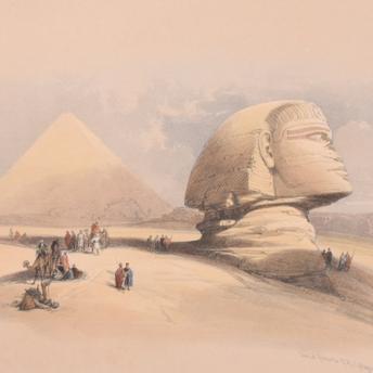 David Roberts - (Folio, Original Color)