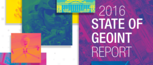 <b>2016 State of GEOINT Report</b>