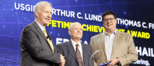 <b>USGIF Presents 2018 Lifetime Achievement Award</b>