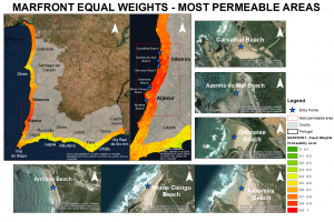<b>MARFRONT: Portuguese Coast Permeability Model for Illegal Sea Entries</b>