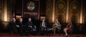 <b>NGA & Georgetown Host Intelligence Conference</b>