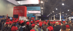 <b>Red Hat: An Open Platform for Democratized Data</b>