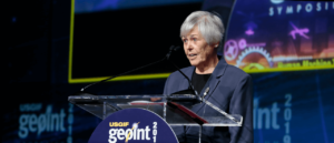 <b>Dr. Annette J. Krygiel Receives USGIF's 2019 Lundahl-Finnie Lifetime Achievement Award</b>