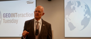 <b>James Clapper on the Foundation of GEOINT</b>