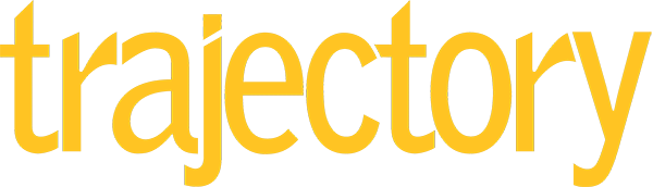 Trajectory Magazine Logo YELO Smaller