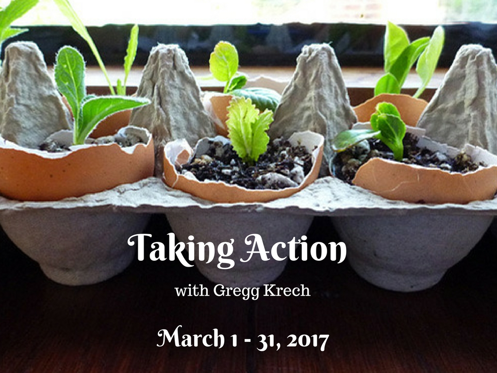 Join our Taking Action program on March 1st!