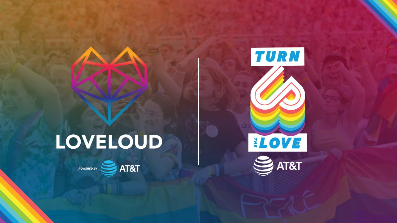 LoveLoud Livestream Turn Up The Love