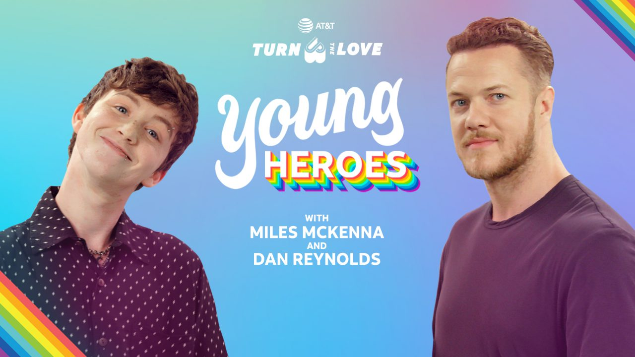 AT&T Turn Up The Love Young Heroes