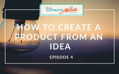 Episode 4 – How to create a product from an idea with Jami Balmet