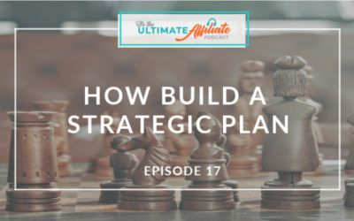 Episode 17: How to build a strategic plan & work intentionally in your business with Sagan Morrow
