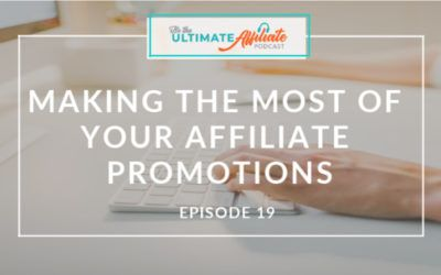 Episode 19: Making the most of your affiliate promotions with travel blogger Jessie Festa (Jessie on a Journey)