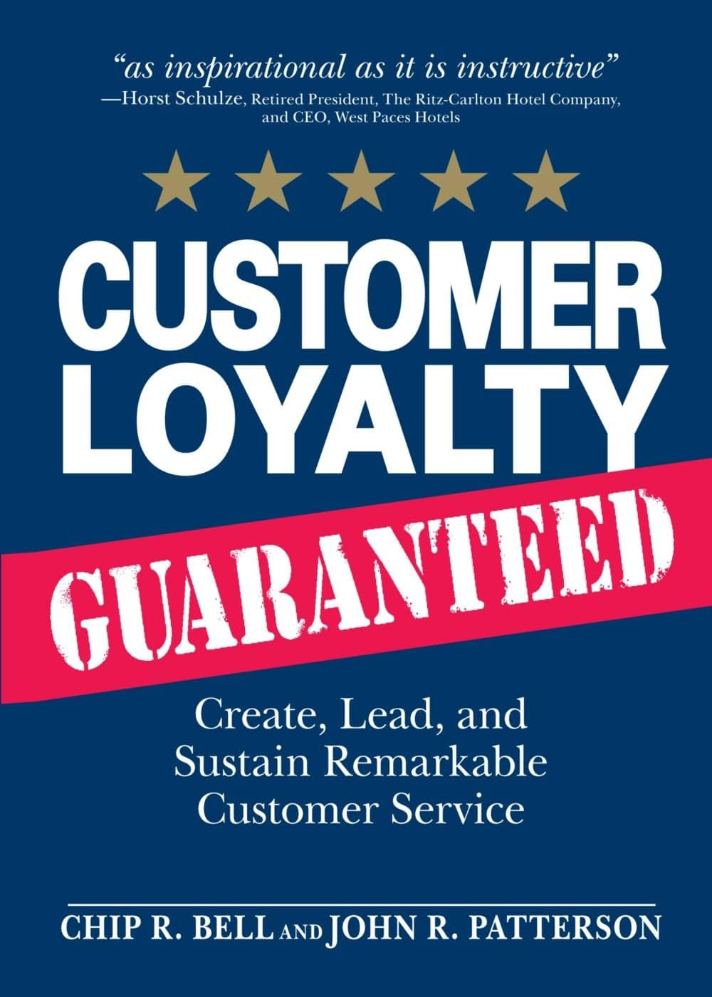 Customer Loyalty Guaranteed
