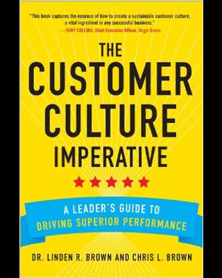 The Customer Culture Imperative