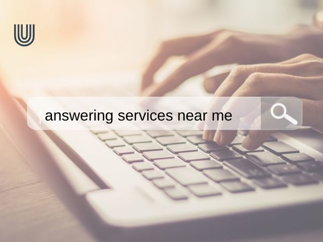 Searching for answering service near me