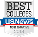 UND is ranked among the Top 25 Most Innovative Schools