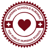 Nursing Schools Almanac Top Public Nursing School badge