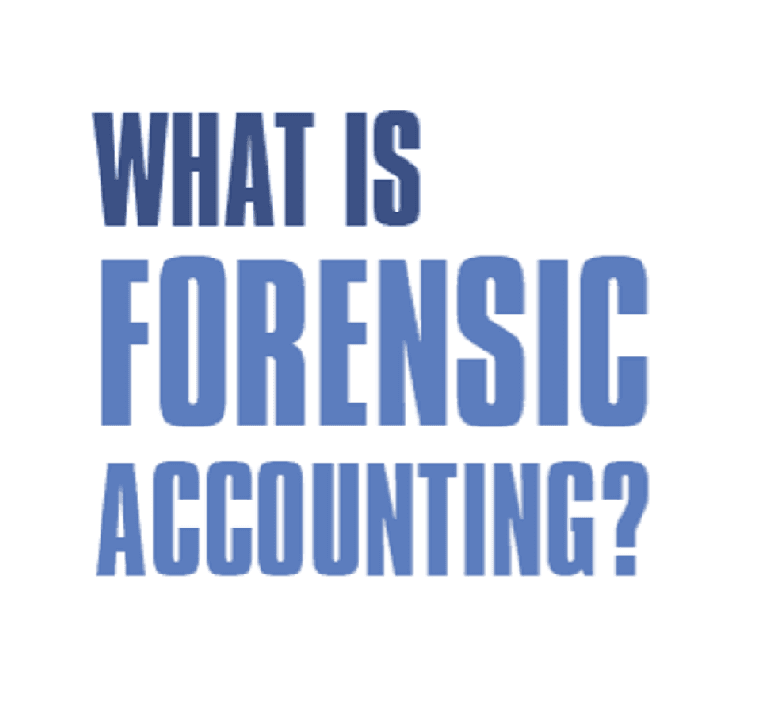 A Behind The Scenes Look At Forensic Accounting