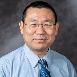 Photo of Yanjun (Frank) Zuo, Ph.D.