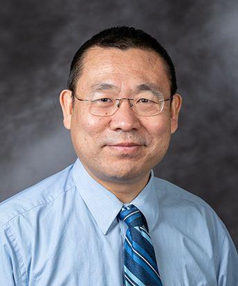 Photo of Yanjun (Frank) Zuo, Ph.D.