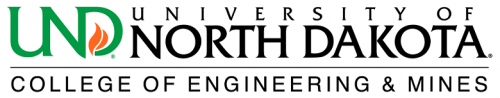 UND's College of Engineering and Mines Logo