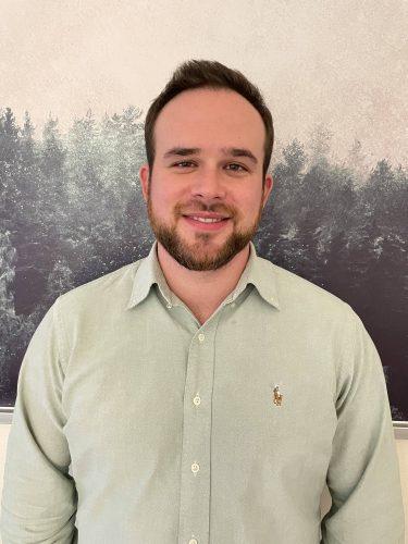 Online MAcc Student Dexter K. Headshot