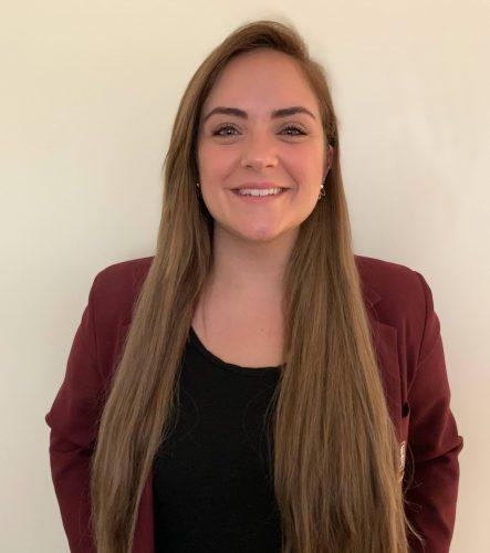Headshot photograph of accounting student Gina C.
